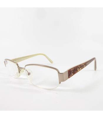 Anna Sui AS 153 Semi-Rimless E1978