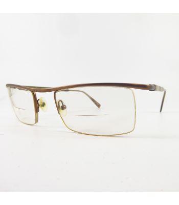 Gold and Wood GW1 Semi-rimless E4452