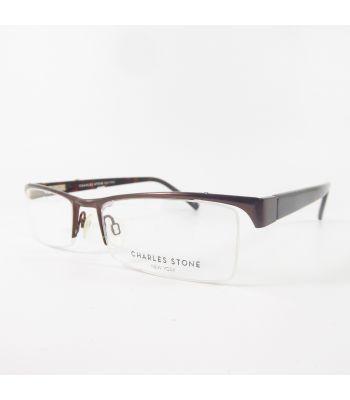 Charles Stone NY02 Semi-rimless E5184