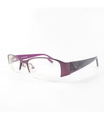 Anna Sui AS155 Semi-Rimless E8046