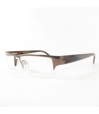 X-Eyes TEAK 53 Semi-Rimless E9796