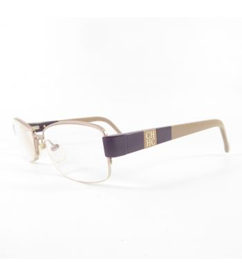 Carolina Herrera VHE036 Semi-Rimless F1854