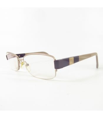 Carolina Herrera VHE036 Semi-Rimless F3089