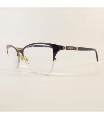 Versace 1218 Semi-Rimless G7259