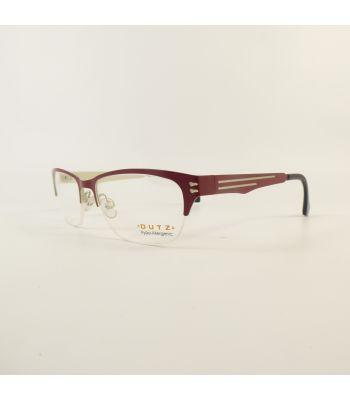 Dutz Eyewear DZ424 Semi-Rimless G9422