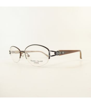 Romeo and Juliet RJ71 Semi-Rimless H924