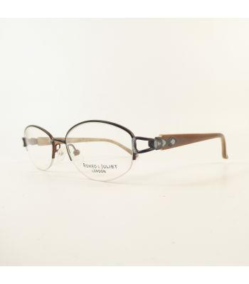 Romeo and Juliet RJ71 Semi-Rimless H967