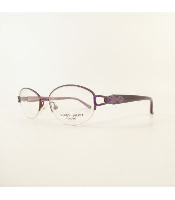 Romeo and Juliet RJ71 Semi-Rimless H978