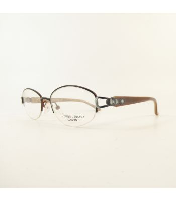 Romeo and Juliet RJ71 Semi-Rimless H994