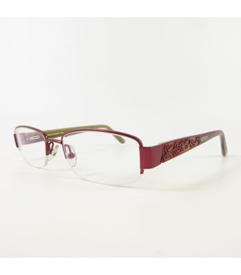Anna Sui AS153 Semi-Rimless R1396