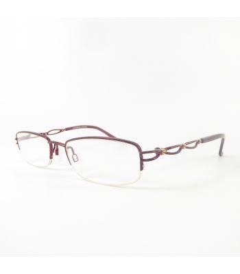 Continental Eyewear Jacques Lamont 1180 Semi-Rimless V1222