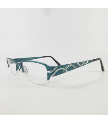 Wolf Eyewear 1002 Semi-Rimless V3486