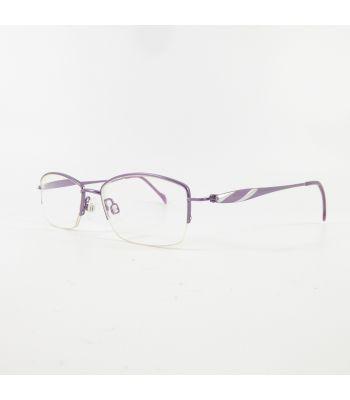 Wolf Eyewear W660 Semi-Rimless V4034