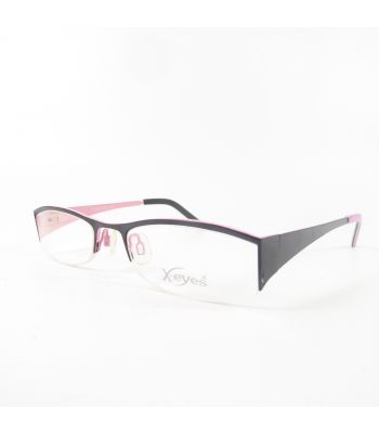 X-Eyes XE095 Semi-Rimless W6198