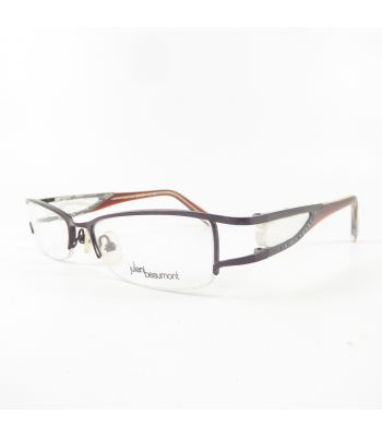 Julian Beaumont JB673 Semi-Rimless W7540