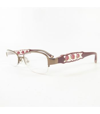 Anna Sui AS163 Semi-Rimless W8063