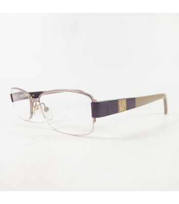Carolina Herrera VHE036 Semi-Rimless W8379