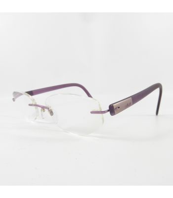 Silhouette 6056 Rimless Y4617