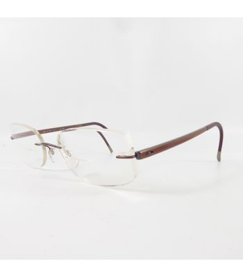 Silhouette 6055 Rimless Y4655