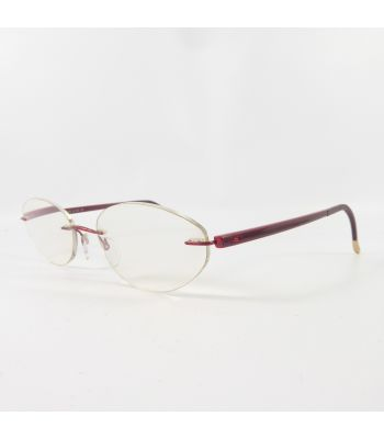 Silhouette 6053 Rimless Y4662