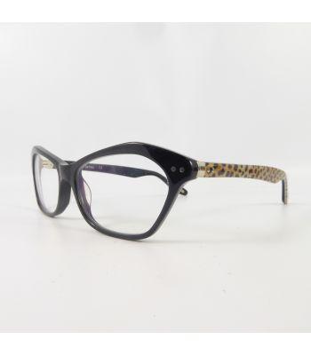 London Retro Loren Leopard Full Rim Y6593