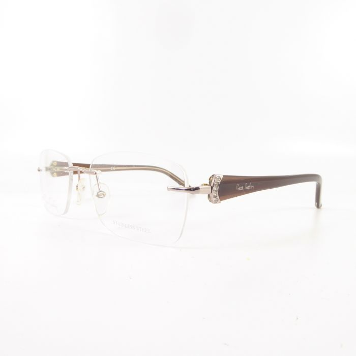 neuartiger Stil 2019 professionell Top-Mode Pierre Cardin PC 8778 Rimless D5383